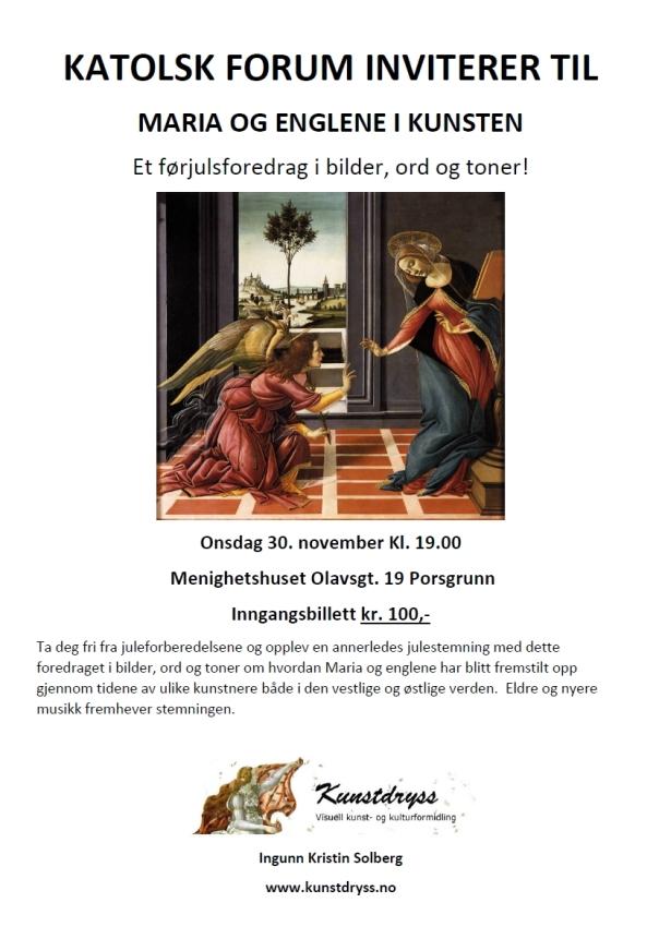 katolsk-forum-maria-og-englene